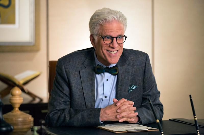 Ted Danson to star in NBC mayoral comedy from Tina Fey and Robert Carlock