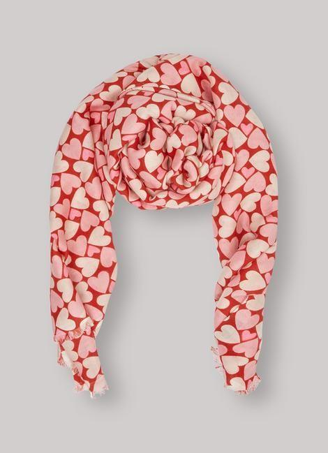 "<p><strong>Heart Printed Scarf</strong></p><p>beulahlondon.com</p><p><strong>£120.00</strong></p><p><a href=""https://www.beulahlondon.com/collections/scarves/products/kamala-pink-blush-red-heart-scarf"" rel=""nofollow noopener"" target=""_blank"" data-ylk=""slk:Shop Now"" class=""link rapid-noclick-resp"">Shop Now</a></p><p>The Duchess of Cambridge regularly sports Beulah London's wares, including <a href=""https://www.townandcountrymag.com/style/a30757218/kate-middleton-blue-coat-zara-dress-wales-photos/"" rel=""nofollow noopener"" target=""_blank"" data-ylk=""slk:a scarf very similar to this one"" class=""link rapid-noclick-resp"">a scarf very similar to this one</a>. The mission-driven label hopes to end modern slavery by empowering vulnerable women.</p>"