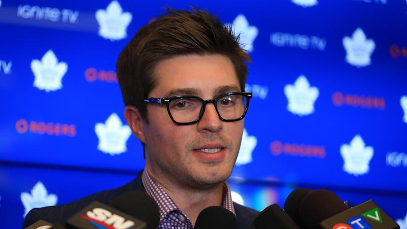 Toronto Maple Leafs general manager Kyle Dubas refused to make a major move at the trade deadline. (Rene Johnston/Toronto Star)