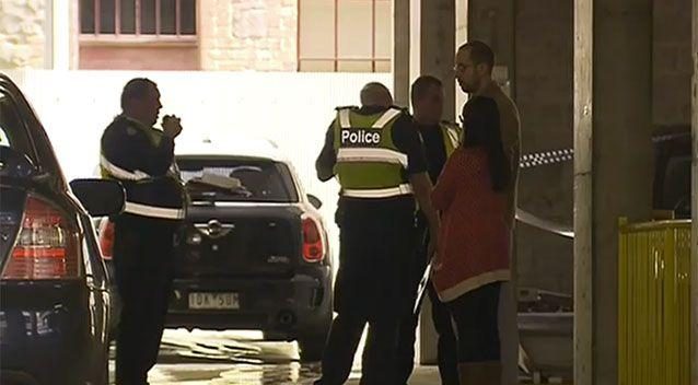 The woman in her 20s died at the scene. Source: 7 News
