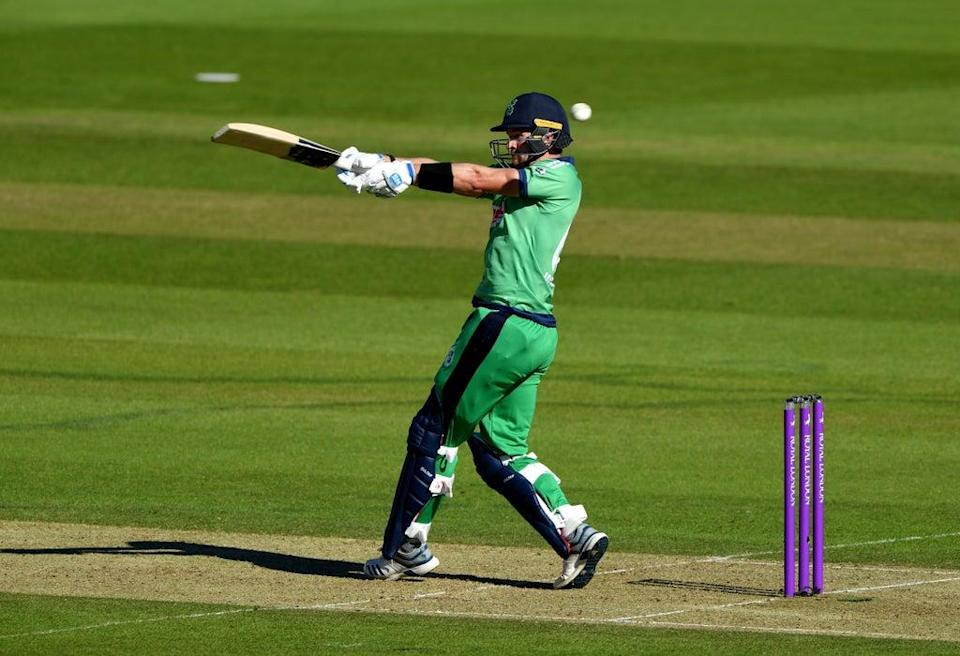 Barry McCarthy is one of three players who have been cut from Ireland's T20 squad (Mike Hewitt/PA) (PA Archive)