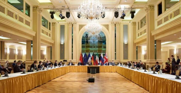Meeting of JCPOA Joint Commission in Vienna