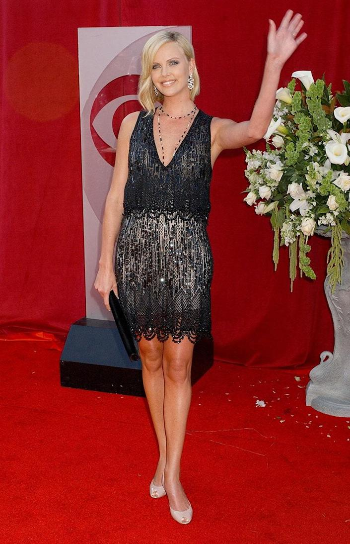 At the 57th Emmy Awards, September 2005