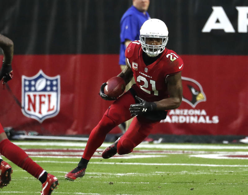 Patrick Peterson ends trade rumors: 'I'm a Cardinal'