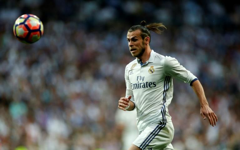 Real Madrid's Welsh forward Gareth Bale hasn't played since suffering the latest in a series of calf injuries that have plagued his time in Madrid, against Barcelona on April 23