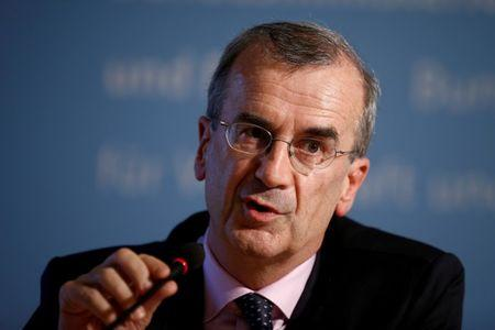 France in 'serious' talks with banks looking to leave London: Villeroy