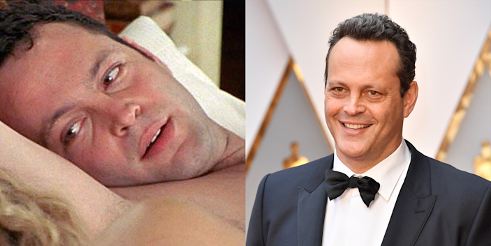 <p>Vince Vaughn plays Carrie's west coast fling Keith. When she visits LA, he pretends to be Matt Damon's agent...when really he's Carrie Fisher's assistant and house-sitter. Vaughn went on to become a real Hollywood hotshot (no need to fake it anymore), starring in classics like <em>Wedding Crashers </em>with Owen Wilson and <em>The Break-Up </em>with Jennifer Aniston. </p>
