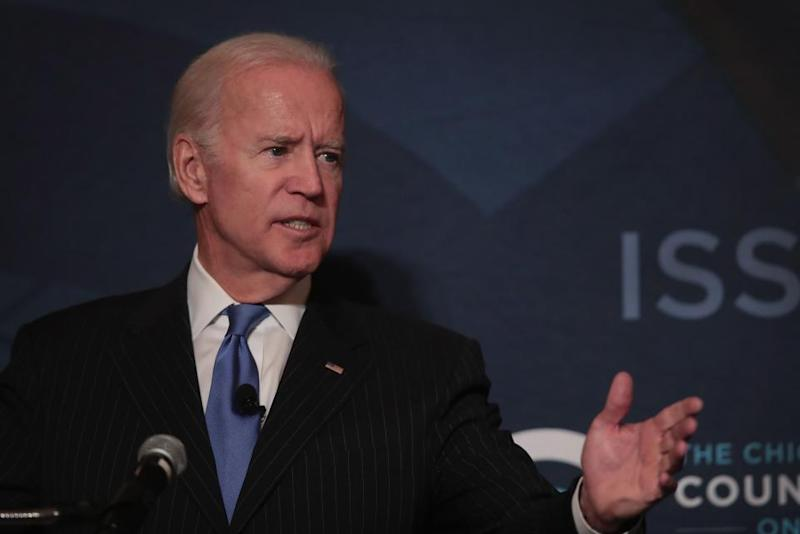 Biden Reacts To Sh**hole Comment: 'We're Better Than This'