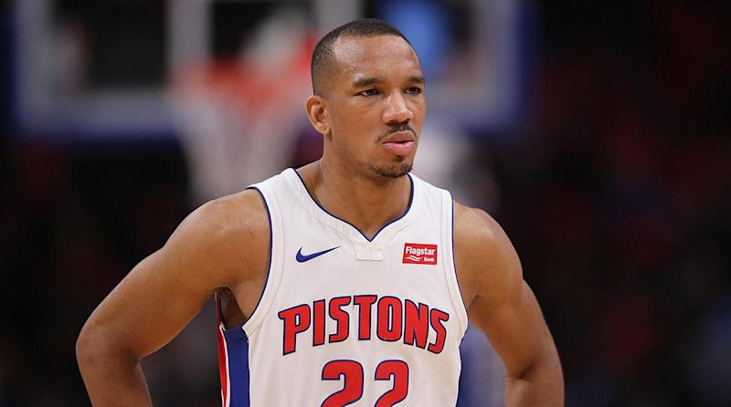Report Pistons Guard Avery Bradley On Trading BlockMore