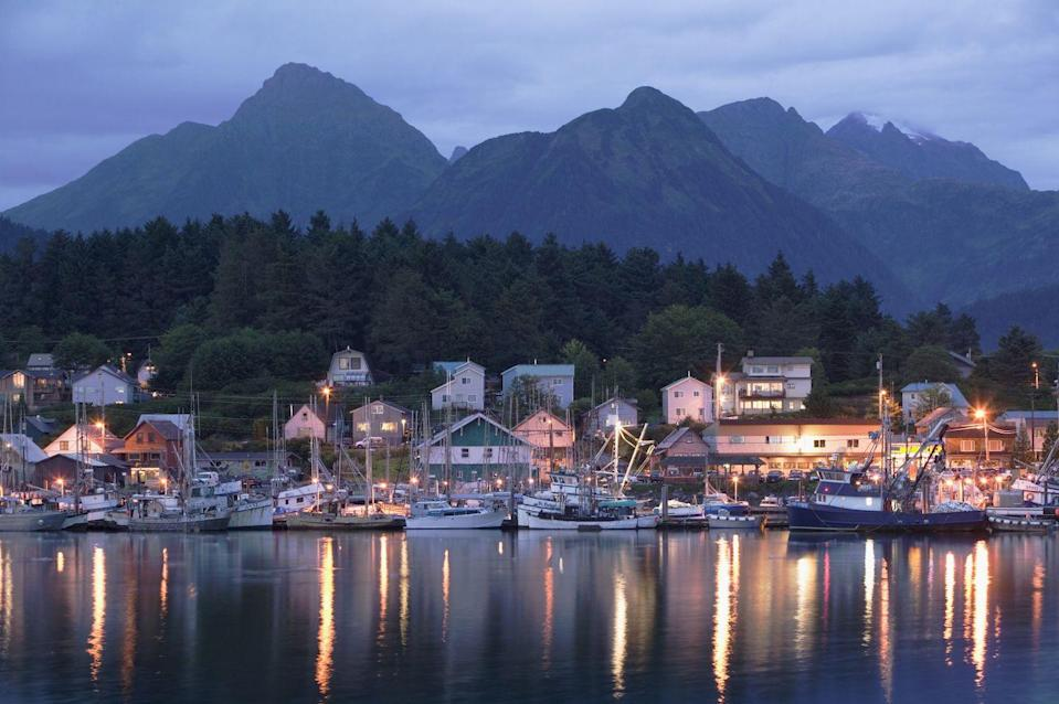 "<p>Sitka residents enjoy some of the most majestic scenery in our country. And guess who else does? Their pups, who are welcome in the <a href=""https://www.bringfido.com/attraction/13453"" rel=""nofollow noopener"" target=""_blank"" data-ylk=""slk:Sitka National Historical Park"" class=""link rapid-noclick-resp"">Sitka National Historical Park</a>.</p><p><a href=""https://www.housebeautiful.com/lifestyle/kids-pets/news/a6383/best-cities-in-united-states-for-dogs/"" rel=""nofollow noopener"" target=""_blank"" data-ylk=""slk:These are the 10 most dog-friendly states »"" class=""link rapid-noclick-resp""><em>These are the 10 most dog-friendly states »</em></a></p>"