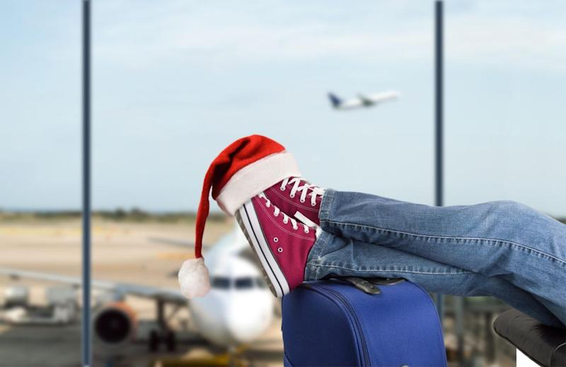 There's a simple way you can get free priority boarding this Christmas. Photo: Getty Images