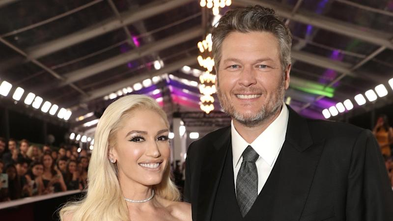 Gwen Stefani and Blake Shelton to perform together at 2020 Grammys