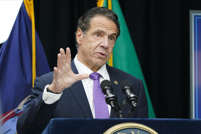 Governor Cuomo Phones In NYS COVID Progress For October 15, 2020 class=