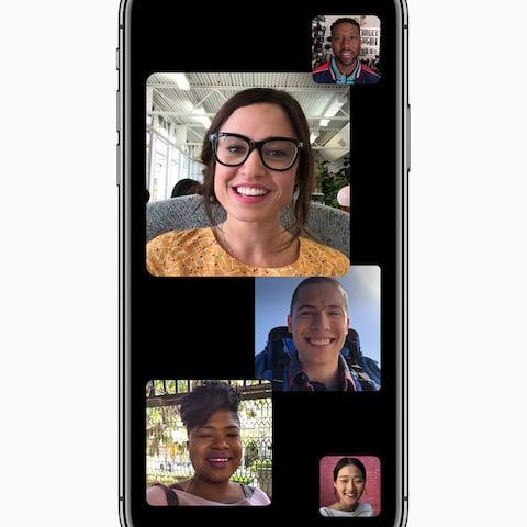 <span>People will be able to make FaceTime calls with up to 31 other people.&nbsp;</span>