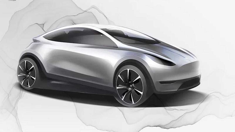 Will The First Chinese-Styled Tesla Be a Hatchback?