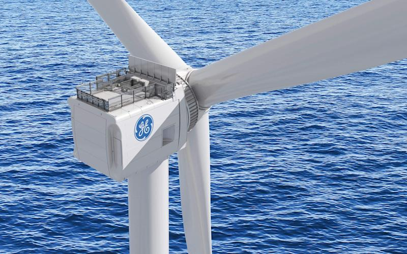 GE Renewable Energy has given the UK's offshore wind sector a stamp of approval