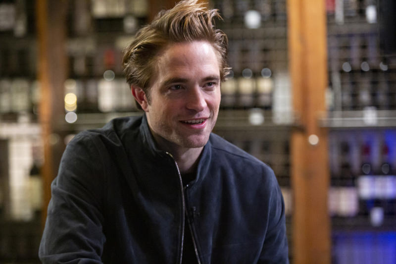 SUNDAY TODAY WITH WILLIE GEIST -- Pictured: Robert Pattinson on Dec. 1, 2019 -- (Photo by: Mike Smith/NBC/NBCU Photo Bank via Getty Images)