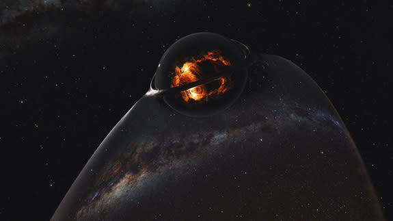'Cosmos' Seeks the Hidden Light of the Universe Sunday Night (Video)
