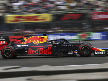 Formula 1 2019: Red Bull's Max Verstappen stripped of pole position at Mexican Grand Prix after failure to slow down for yellow flag
