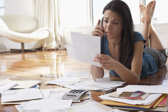 More young women becoming insolvent