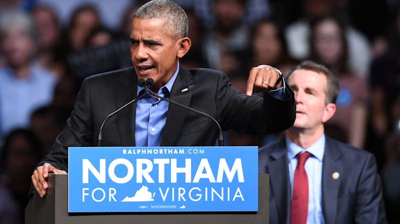 Obama Condemns 'Cynical' GOP Race Baiting In Virginia Governor's Race