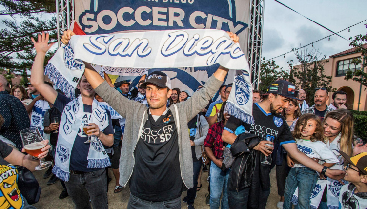 San Diego's MLS expansion hopes take major hit after losing vote on stadium project