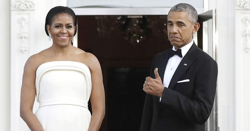 Barack and Michelle Obama Each Sign Book Deals With Penguin Random House