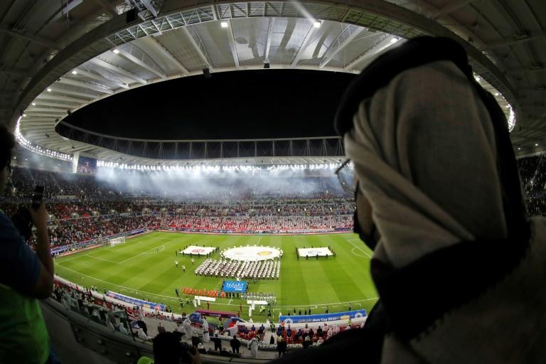 The Ahmad bin Ali stadium will host Bayern Munich's Club World Cup semi-final. It hosted the Emir of Qatar Cup final in December in front of a crowd limited due to the coronavirus pandemic