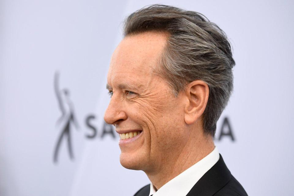 Richard E. Grant charms fans with 'lifelong' love of Barbra Streisand as he shares 'adorable' letter to his idol