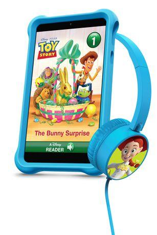"Disney 7"" Android Kids Tablet Bundle by SmarTab"