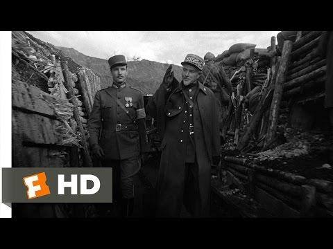 """<p><em>Paths of Glory</em> is actually a bit of an anti-war film. Directed by Stanley Kurbrick, it holds up as one of the most important entires into the genre and continues to be a guidepost for how to create a beautiful film about war.</p><p><a class=""""link rapid-noclick-resp"""" href=""""https://watch.amazon.com/detail?asin=B00BWACRZS&tag=syn-yahoo-20&ascsubtag=%5Bartid%7C10054.g.31669218%5Bsrc%7Cyahoo-us"""" rel=""""nofollow noopener"""" target=""""_blank"""" data-ylk=""""slk:Amazon"""">Amazon</a> <a class=""""link rapid-noclick-resp"""" href=""""https://go.redirectingat.com?id=74968X1596630&url=https%3A%2F%2Fitunes.apple.com%2Fus%2Fmovie%2Fpaths-of-glory%2Fid280272328%3Fat%3D1001l6hu%26ct%3Dgca_organic_movie-title_280272328&sref=https%3A%2F%2Fwww.esquire.com%2Fentertainment%2Fmovies%2Fg31669218%2Fbest-war-movies-of-all-time%2F"""" rel=""""nofollow noopener"""" target=""""_blank"""" data-ylk=""""slk:Apple"""">Apple</a></p><p><a href=""""https://www.youtube.com/watch?v=PU4PQ3OJn58"""" rel=""""nofollow noopener"""" target=""""_blank"""" data-ylk=""""slk:See the original post on Youtube"""" class=""""link rapid-noclick-resp"""">See the original post on Youtube</a></p>"""