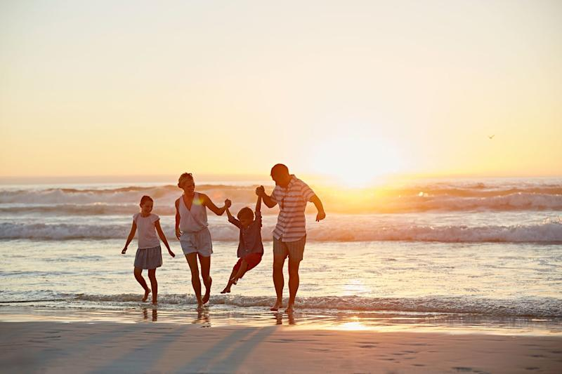 Family Vacations Have Long-Lasting Impact on Kids' Happiness