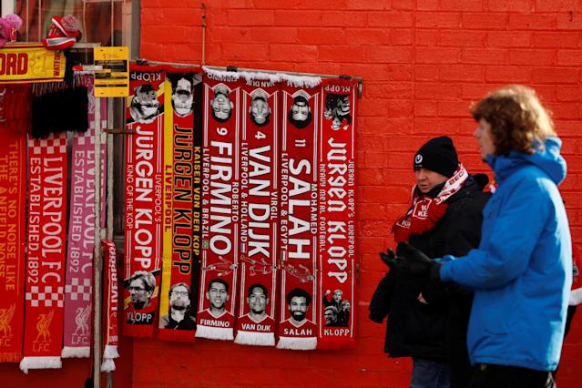 Liverpool vs Watford LIVE latest score: Premier League 2017-18 goal updates, TV and how to follow online, team news and line-ups at Anfield