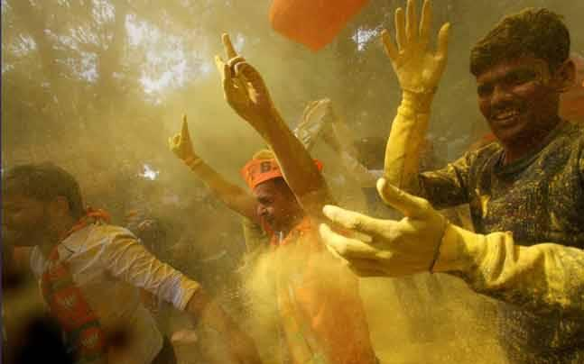 UP: BJP plans state-wide 'Vijay Divas' celebrations on March 18 to mark massive Assembly win