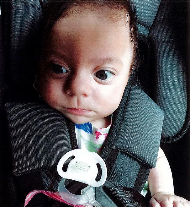 Police have concerns for the welfare of six-month old Juliana Punzo. Source: NSW Police