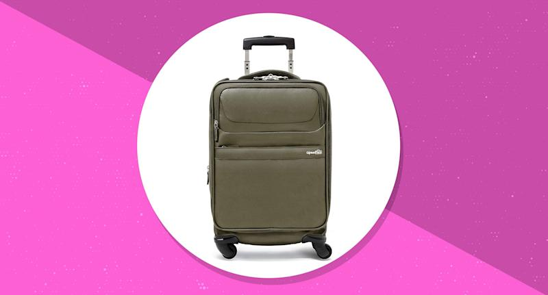 The brilliant carry-on that takes away your packing stress. (Photo: Genius Pack)