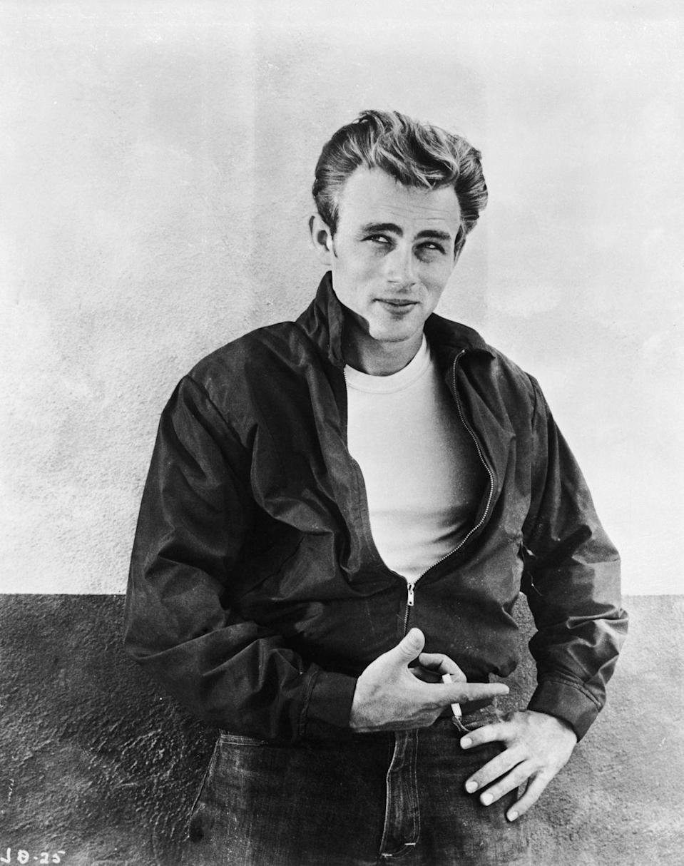"<p><strong>Synopsis: </strong>A film portraying emotional middle-class teenagers, the mischief-maker Jim Stark, played by James Dean, moves to a new town in order to have a clean slate; but being the new kid on the block and falling in love with Judy (played by Natalie Wood) who is the girlfriend of the town's tough guy causes its own problems.</p><p>""What a marvellous film. James Dean is an icon and that jacket – I even had the same red leather biker!""</p>"
