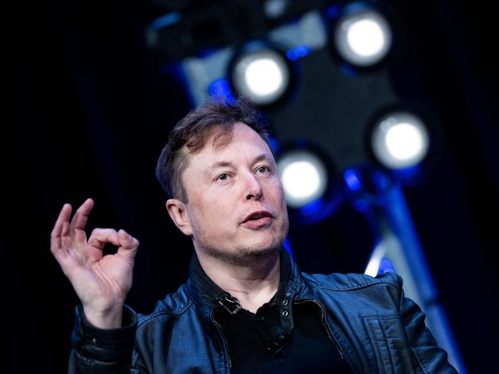 Tesla founder Elon Musk could produce ventilators needed to meet expected demands: AFP via Getty Images