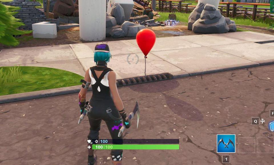IT: Chapter 2 Pennywise Fortnite