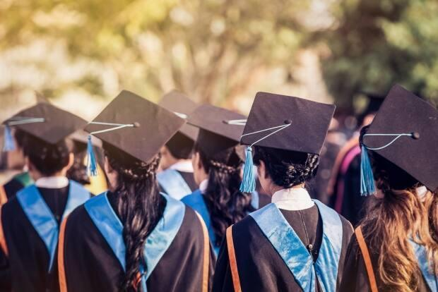 The TDSB confirmed on June 4 it will hold its graduation ceremonies virtually. (Shutterstock/GP Studio - image credit)