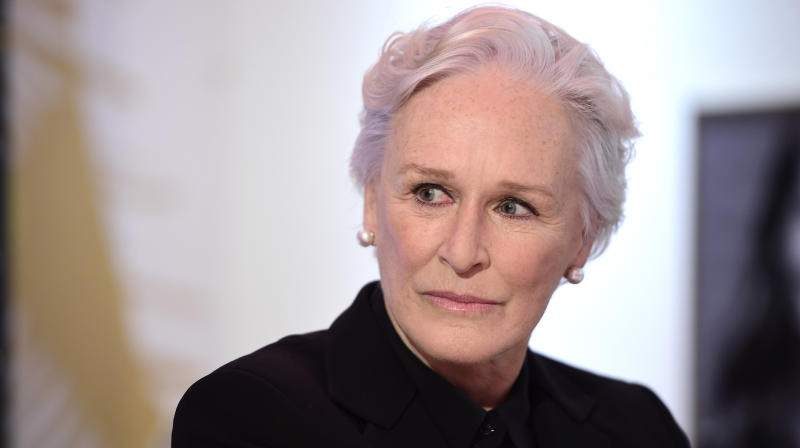 Glenn Close 'Angry And Darkly Sad' About Harvey Weinstein Allegations