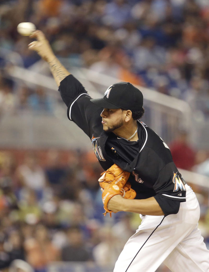 Marlins place Alvarez on 15-day disabled list