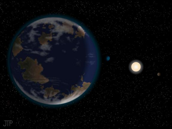 'Super-Earth' Alien Planet May Be Habitable for Life
