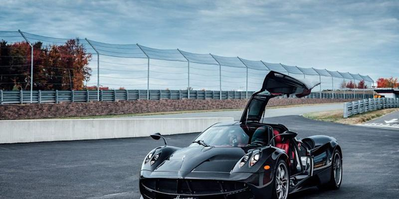 Photo credit: The Manufacturer - Car and Driver