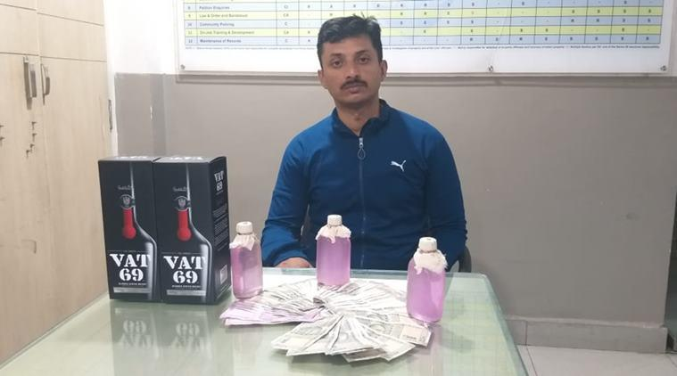 Hyderabad: ACB nabs sub-inspector for accepting bribe