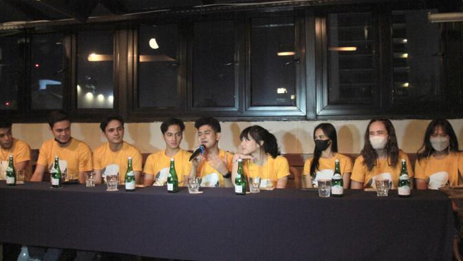 Press Conference film The Other Side. (IST)