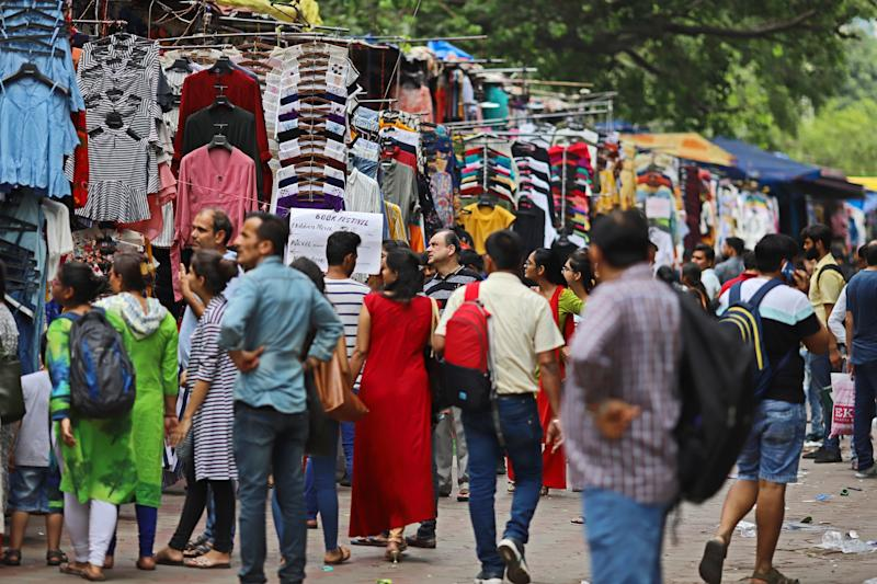 India's GDP growth slows to 5%, more stimulus expected