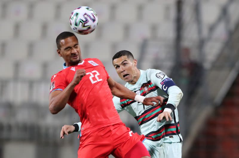 World Cup Qualifiers Europe - Group A - Luxembourg v Portugal
