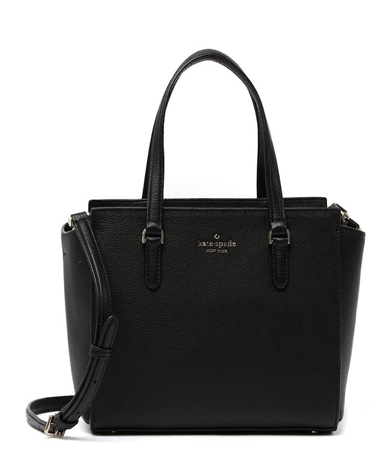 Kate Spade New York Jackson Medium Leather Satchel