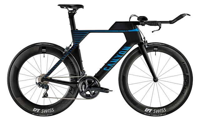 Canyon road bikes: Speedmax tt bike
